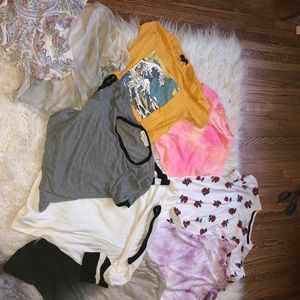 Top Bundle 🚨PACSUN BRANDY HOLLISTER URBAN🚨